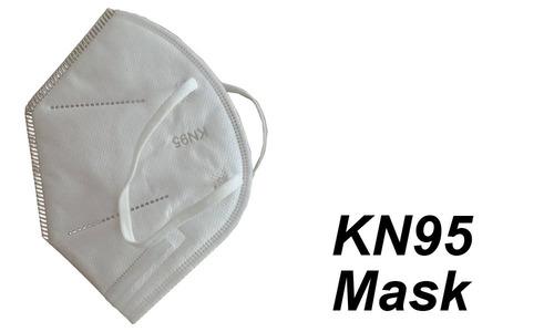 Disposable 5 Layer KN95 Face Mask(10pcs)