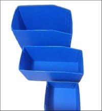 Storage Plastic Corrugated Box