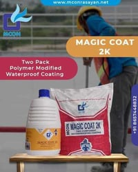 Acrylic Elastomeric Waterproofing Coating 2K