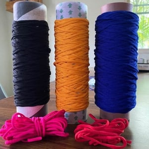 Color Round Elastic Band