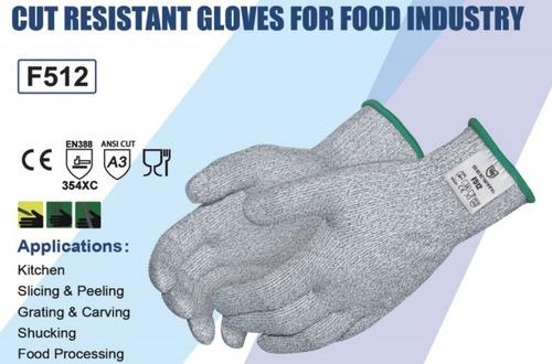 Food Grade Cut Resistant Glove