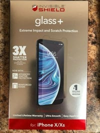 Invisible Shield iPhone Screen Protector