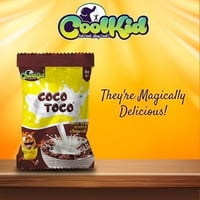 Coco Toco Chocolate Based Flakes