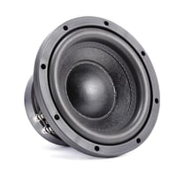 6 Inch 300 Watts Max Power Car Subwoofer