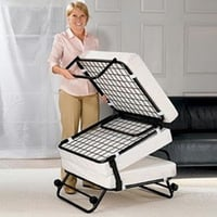 Easy To Assemble Space Saving Folding Guest Bed