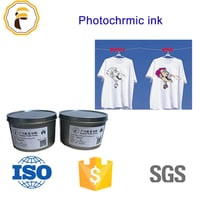High Quality Screen Printing Sunlight Discoloration Ink