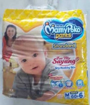 Free Ride Mamypoko Baby Diapers Pant