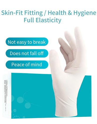 Safe Disposable Medical Nitrile Glove
