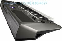 Black Colored Electronic Keyboard
