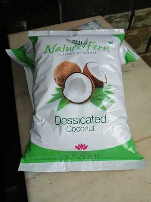 Impurity Free Desiccated Coconut