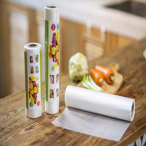Plain Biodegradable Food Bags