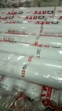 White Colored Woven Fusible Interlinings