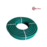 Green PVC Suction Hoses