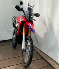 Honda CRF 250 Rally Bike