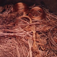 Mill Berry Copper Wire Scrap With 99% Purity