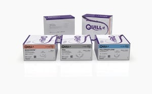 Quill Knotless Surgical Suture