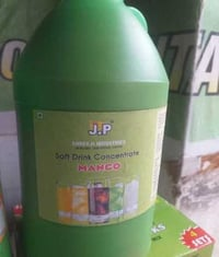 Soft Drink Mango Juice Concentrate