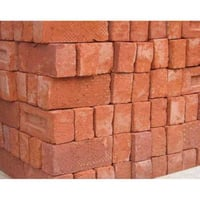 Heavy Solid Red Bricks