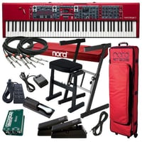 Nord Stage 3 Hammer Action Portable Keybed 76-Note Keyboard