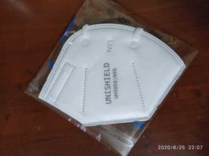 5 Layer N95 Face Mask