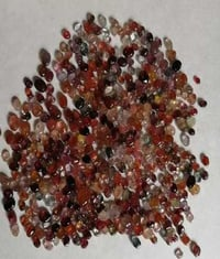 Natural Spinel Oval Beads