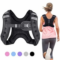 Adjustable Weight Vests For Fitness Training
