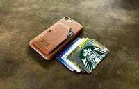 Leather Mobile Cover For iphone