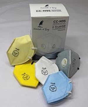 Disposable Respiratory N95 Face Mask