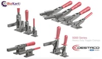 Heavy Duty Vertical Toggle Clamps