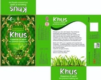 Herbal Khus Extract Soap