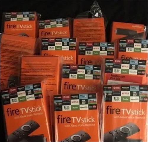 Fire Stick Hd 2019 W/New Gen Alexa Remote