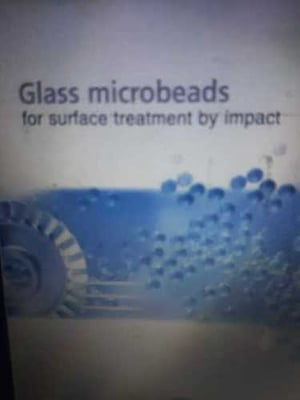 Glass Microbeads For Surface Treatment