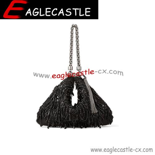 Fashion Metal Mesh Lady Bag (CX19444)