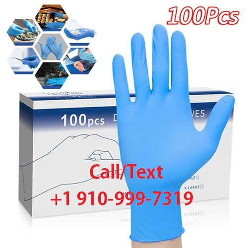 Industrial Grade Nitrile Gloves