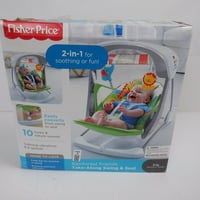 Playskool Vintage Rare Toy Story 5590-PS Deluxe Baby Monitor