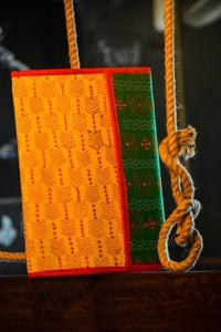 Handmade Embroidered Corporate Diaries