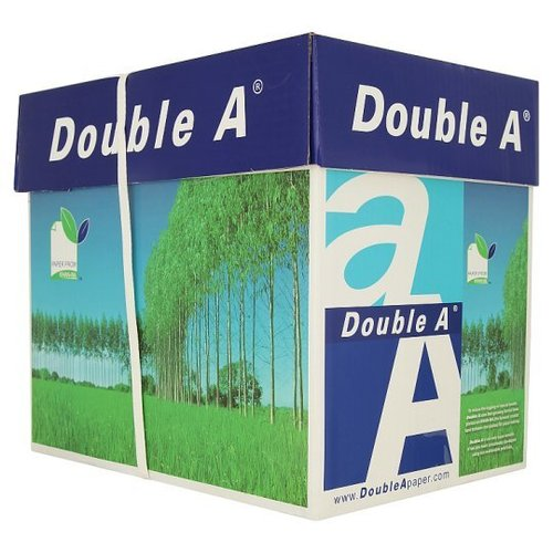 Double A A4 Copy Papers 80 GSM