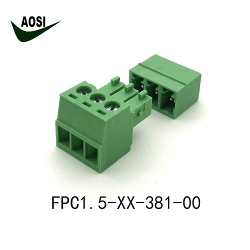 3.5MM PCB Pluggable Terminal Block Connectors