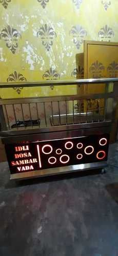 Commercial Stainless Steel Dosa Counter