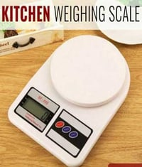 Electronic Kitchen Weighing Scale SF400