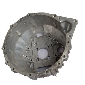 Powder Coated Gearbox Housing