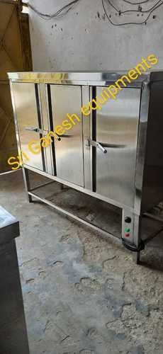Stainless Steel Electric Hot Case