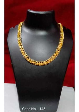 Attractive Gold Plated Chain