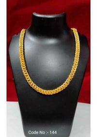 Attractive Imitation Hallow Chain