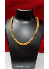 Finely Finished Necklace Chain