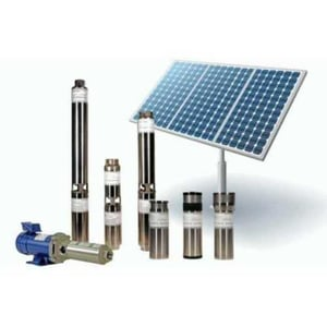 Solar Submersible Water Pumps