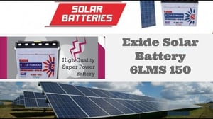Highly Durable Solar Power Pack