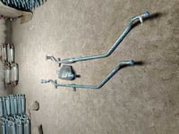 i10 Car Front And Rear Silencer