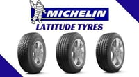 Michelin Latitude Automotive Tyres