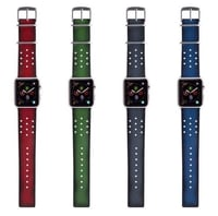 Apple Wrist Watch Leather Band